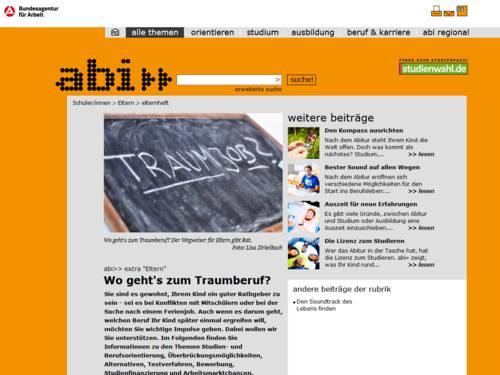 Vorschau auf www.abi.de/eltern/elternheft/einstiegsseite-elternheft09318.htm